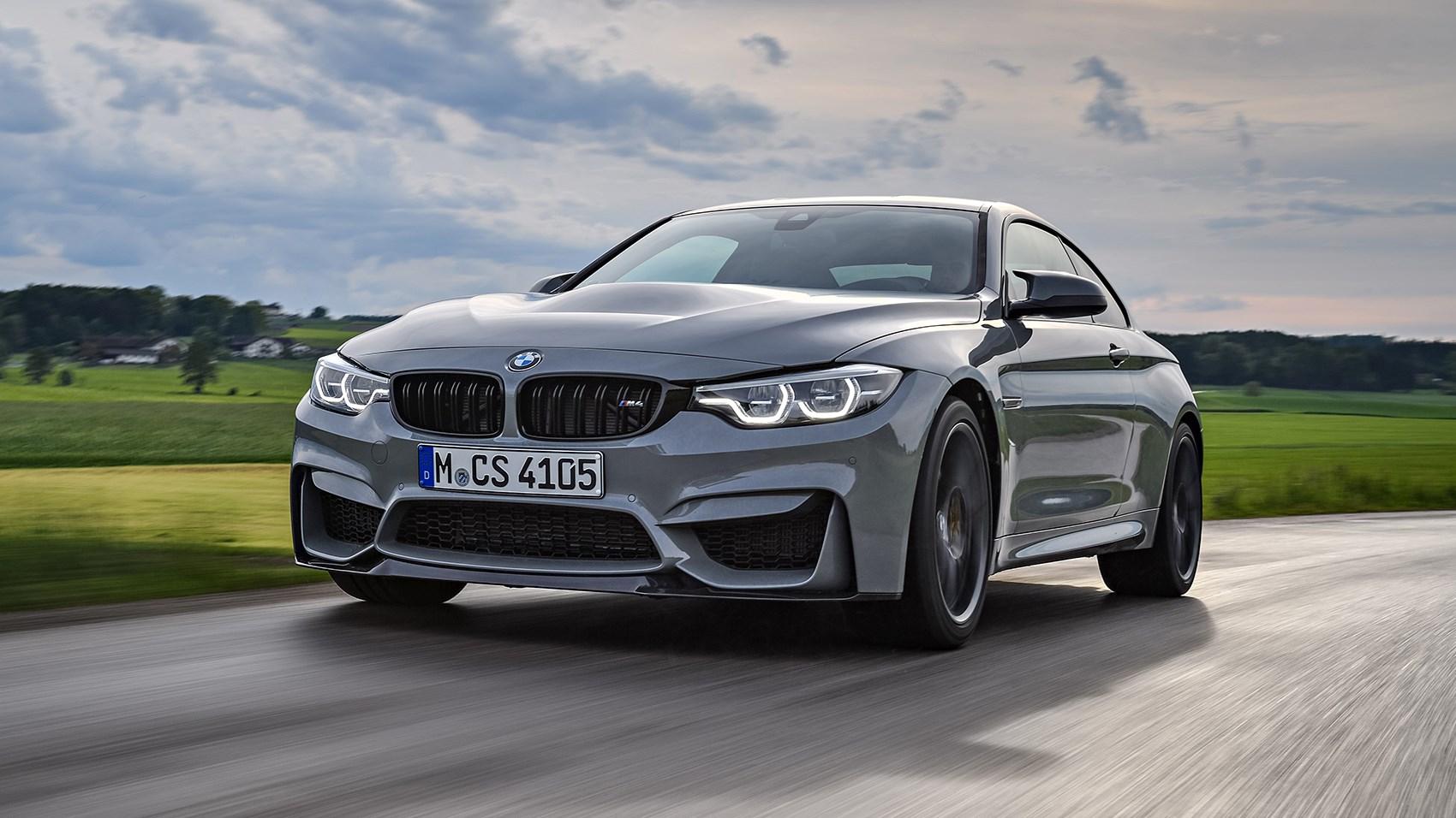 Elegant BMW M4 CS 2017 Review By CAR Magazine