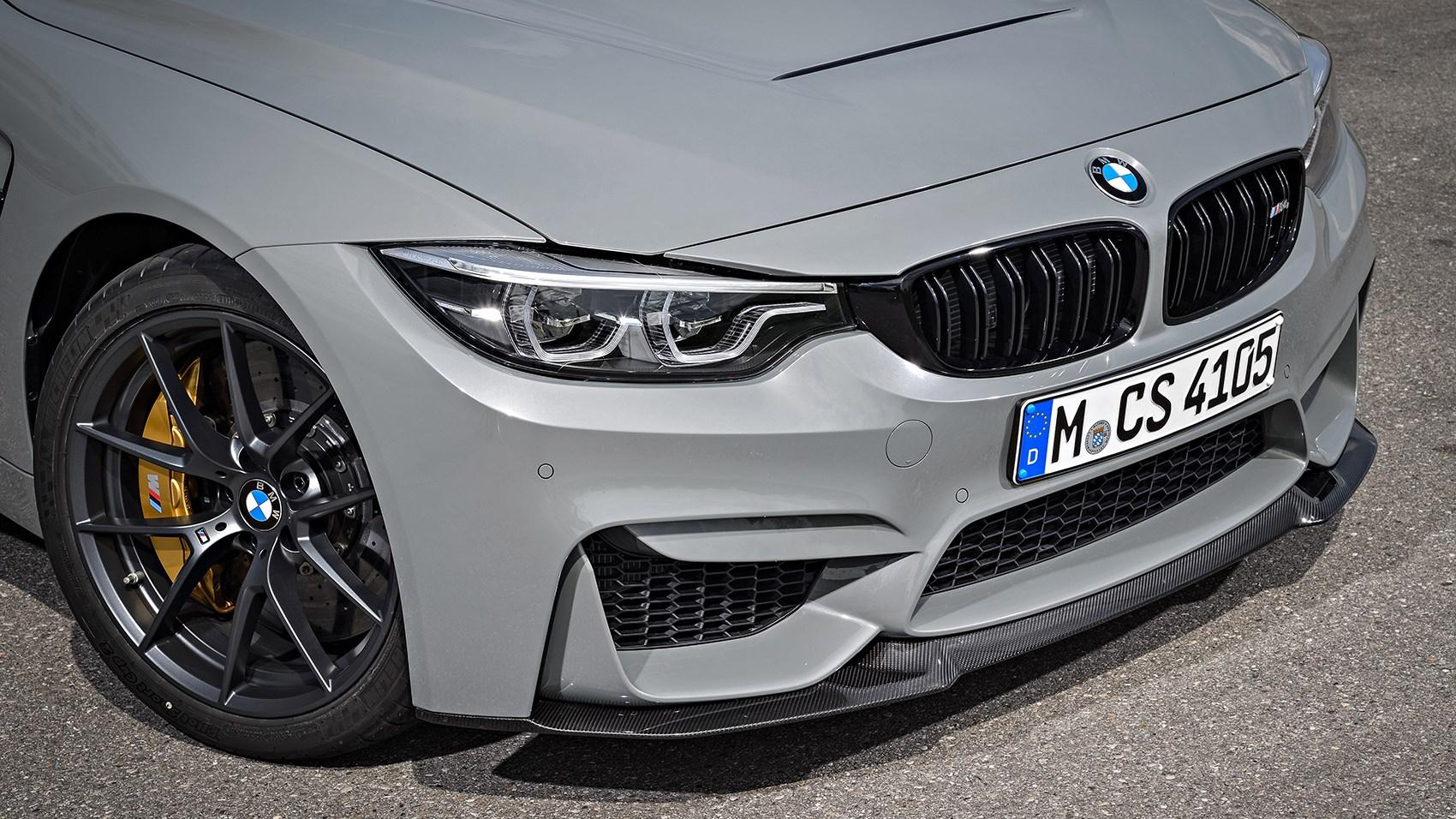 Simple BMW M4 CS 2017 Review By CAR Magazine