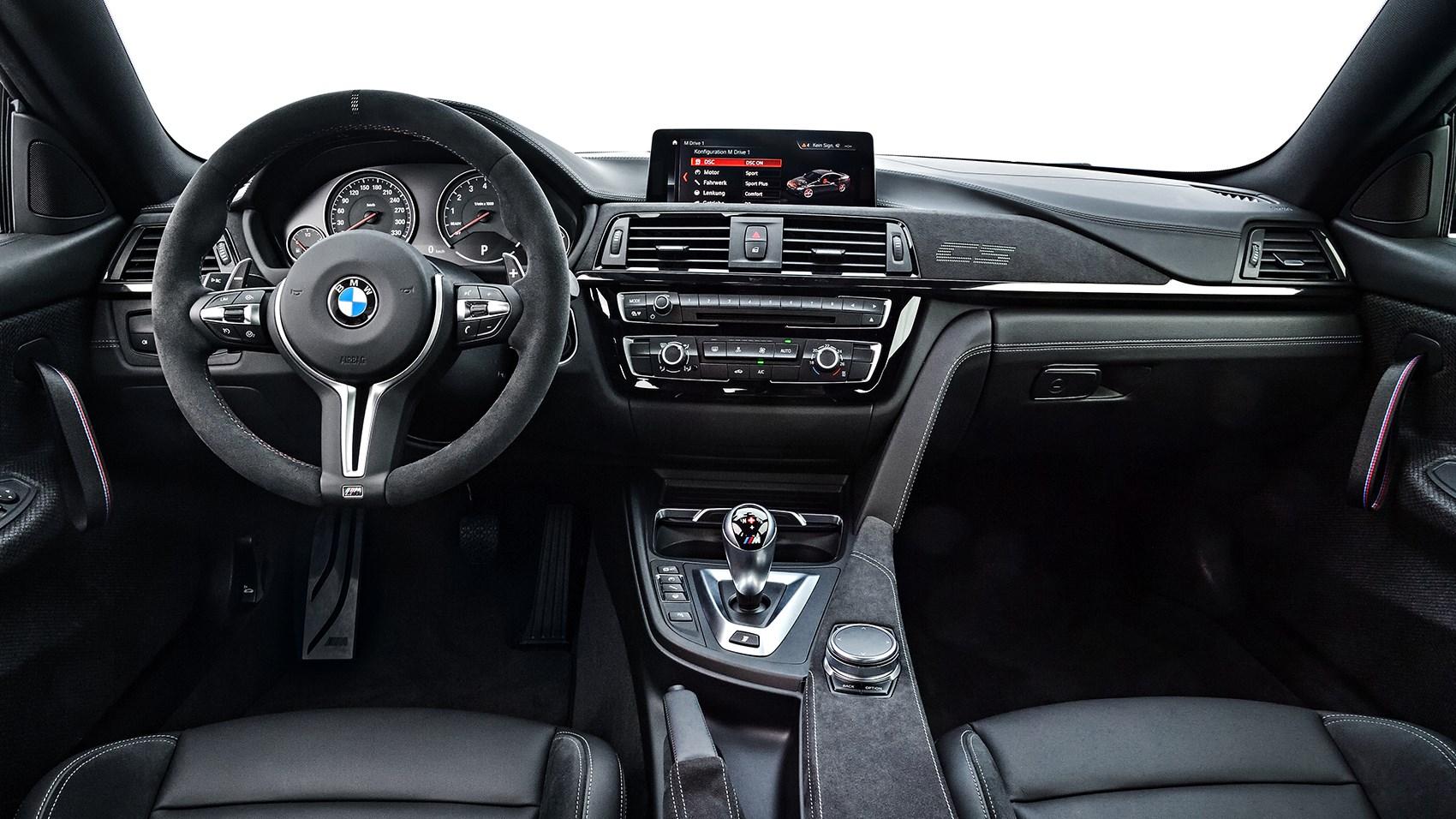 Bmw M4 Cs 2017 Review Car Magazine