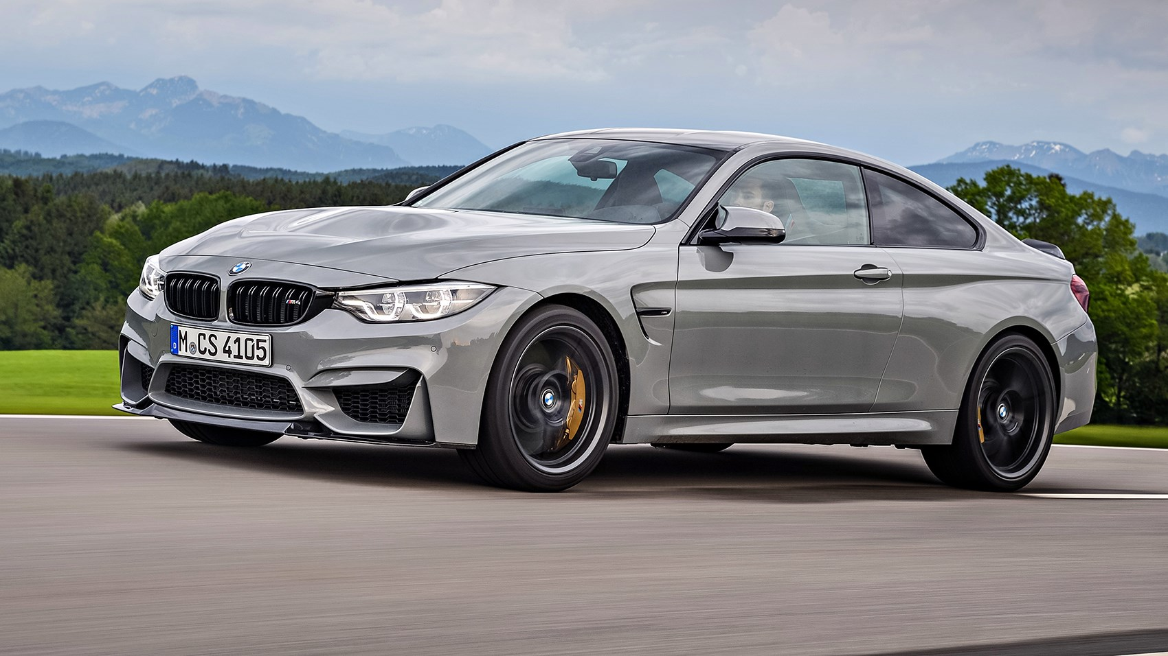 Bmw M4 Cs 2017 Review By Car Magazine