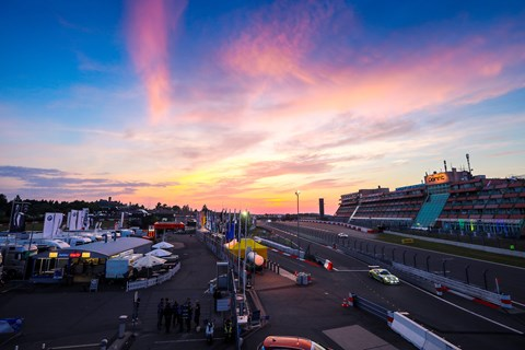 Morning has broken, over 250,000 hung-over race fans, 900 very tired marshalls and well over 100 cars still running.