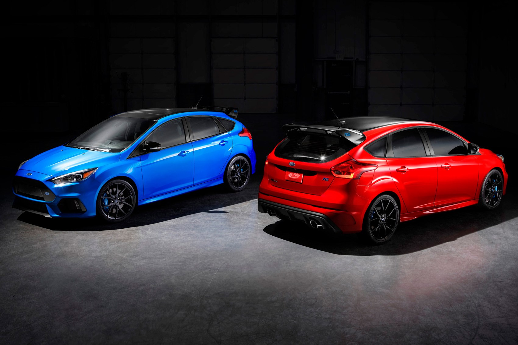 Ford Focus RS Limited Edition: an LSD-equipped send-off for the US ...