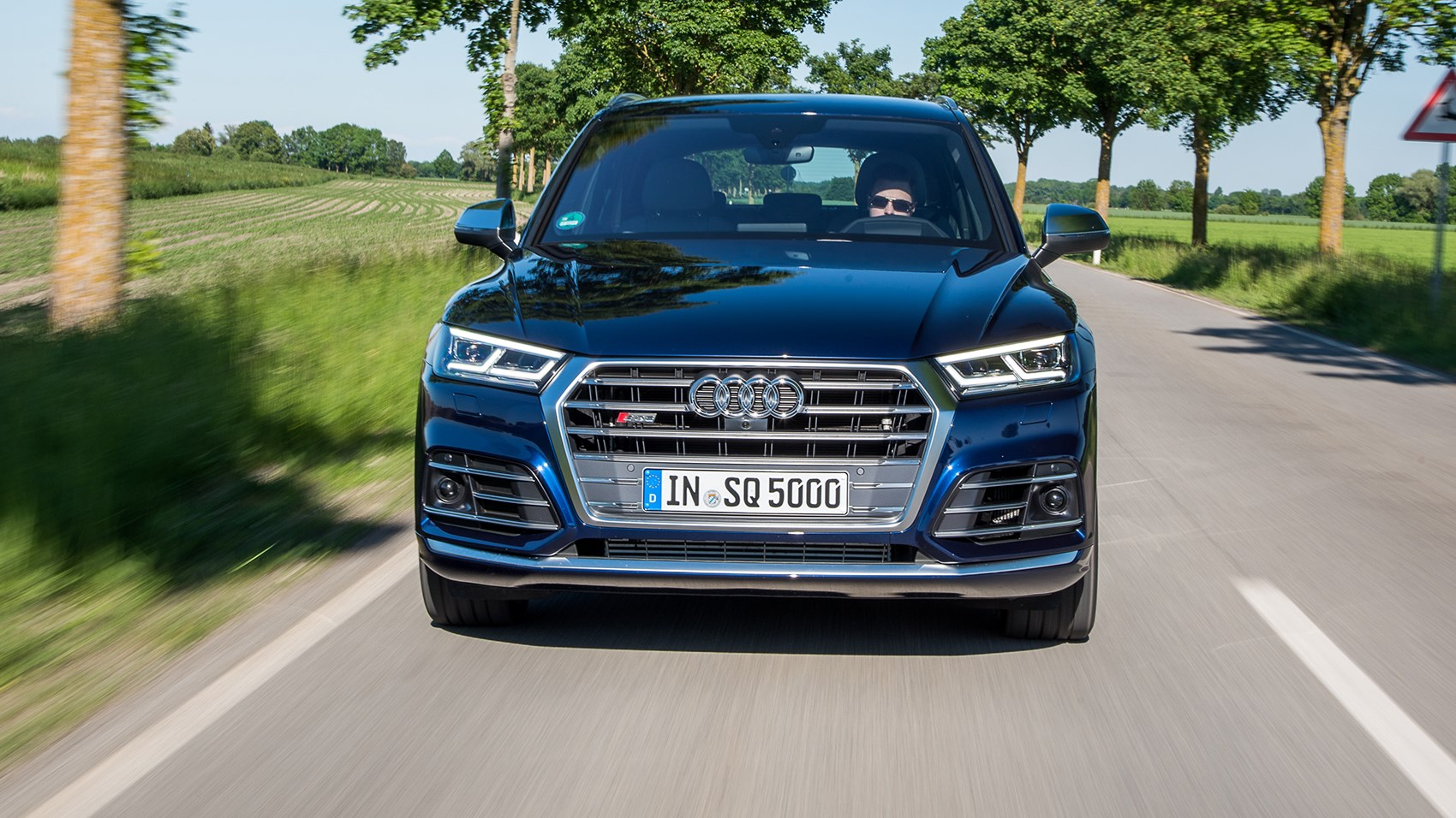 New Audi Sq5 2017 Review The Crossover Benchmark
