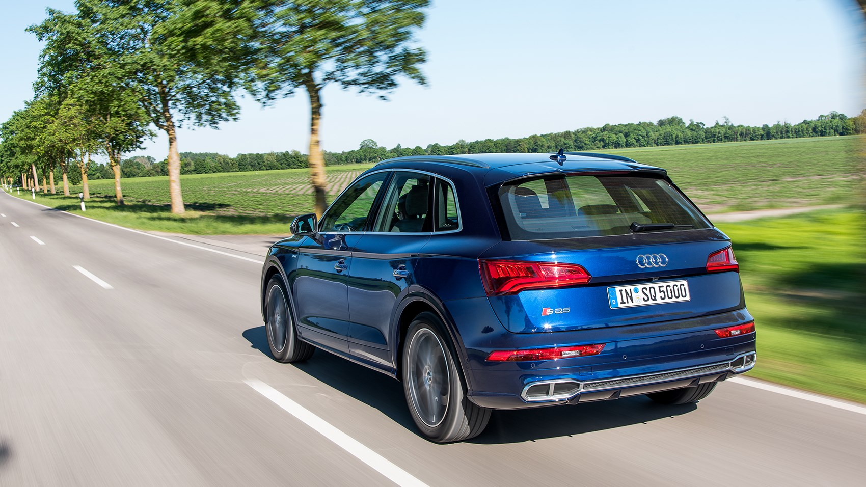 Audi Q5 Lease Deals >> New Audi SQ5 (2017) review: the crossover benchmark   CAR Magazine