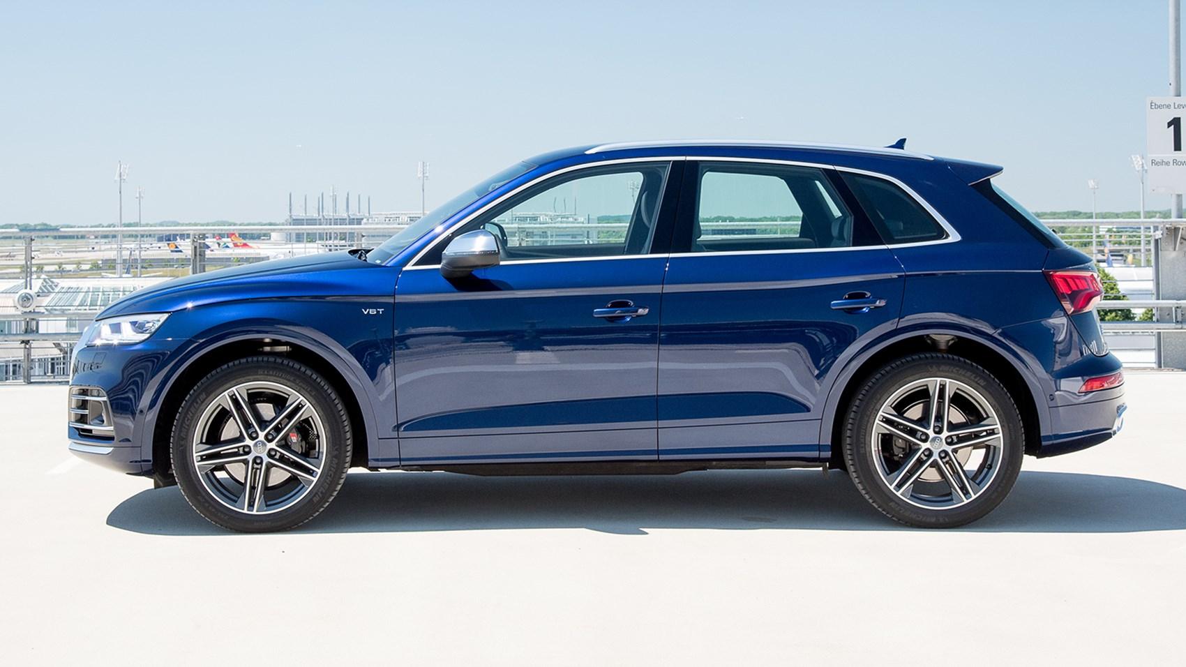 Kelebihan Audi Sq5 2017 Review