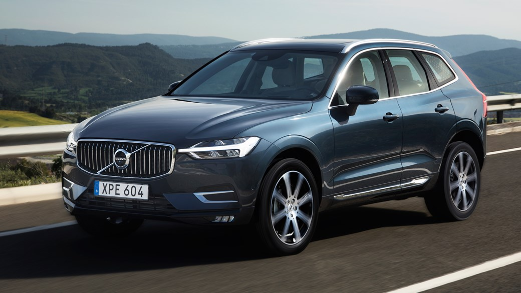 Model Volvo XC60 2017 Review  BeFirsTrank