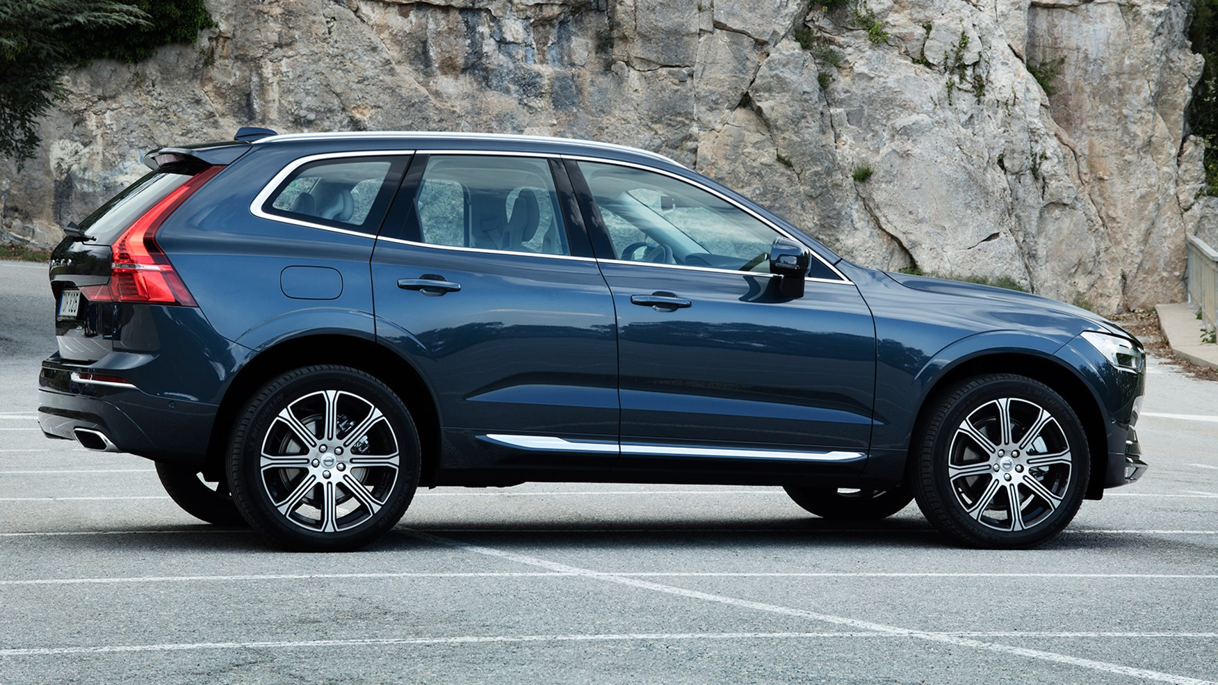 Volvo XC60 (2017) review by CAR Magazine