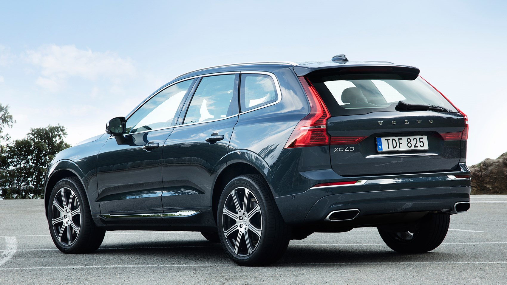 Elegant Volvo XC60 2017 Review By CAR Magazine