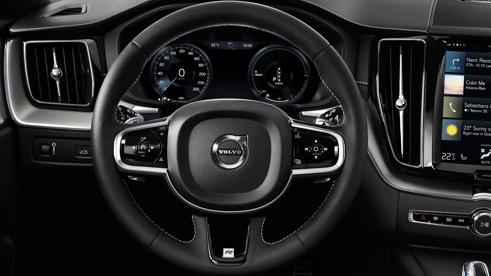 volvo xc60 2017 review by car magazine. Black Bedroom Furniture Sets. Home Design Ideas