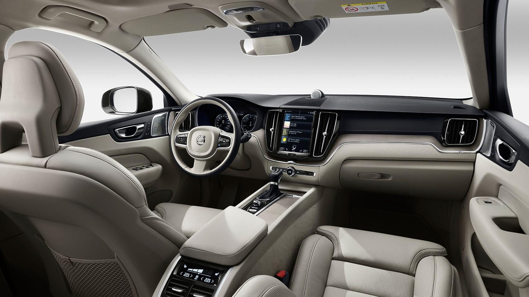 הוראות חדשות Volvo XC60 (2017) review | CAR Magazine VD-58