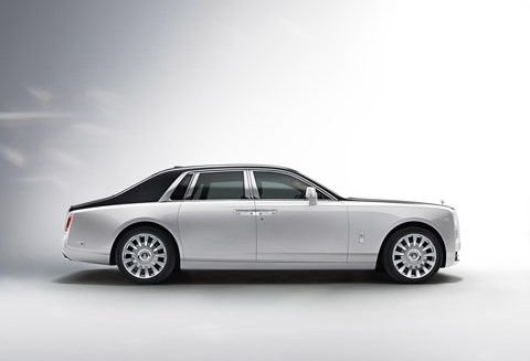 New 2018 Rolls-Royce Phantom