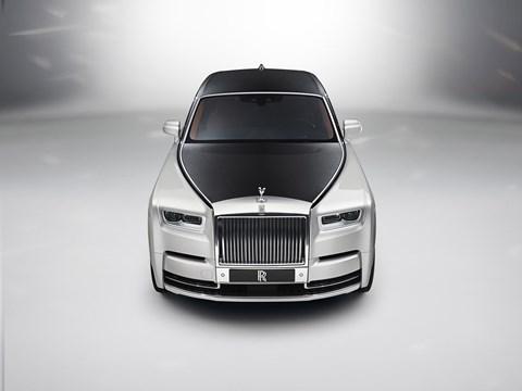 Rolls-Royce Phantom VIII: twin tone paint available