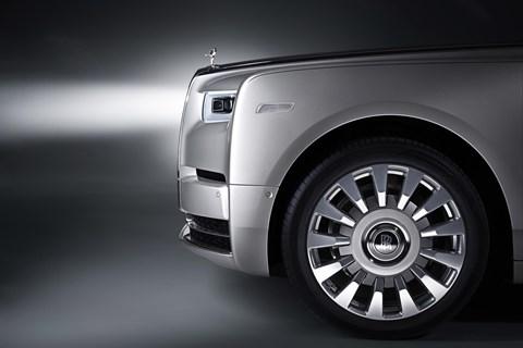 Similar yet evolved: Rolls-Royce Phantom reaches its 911 moment