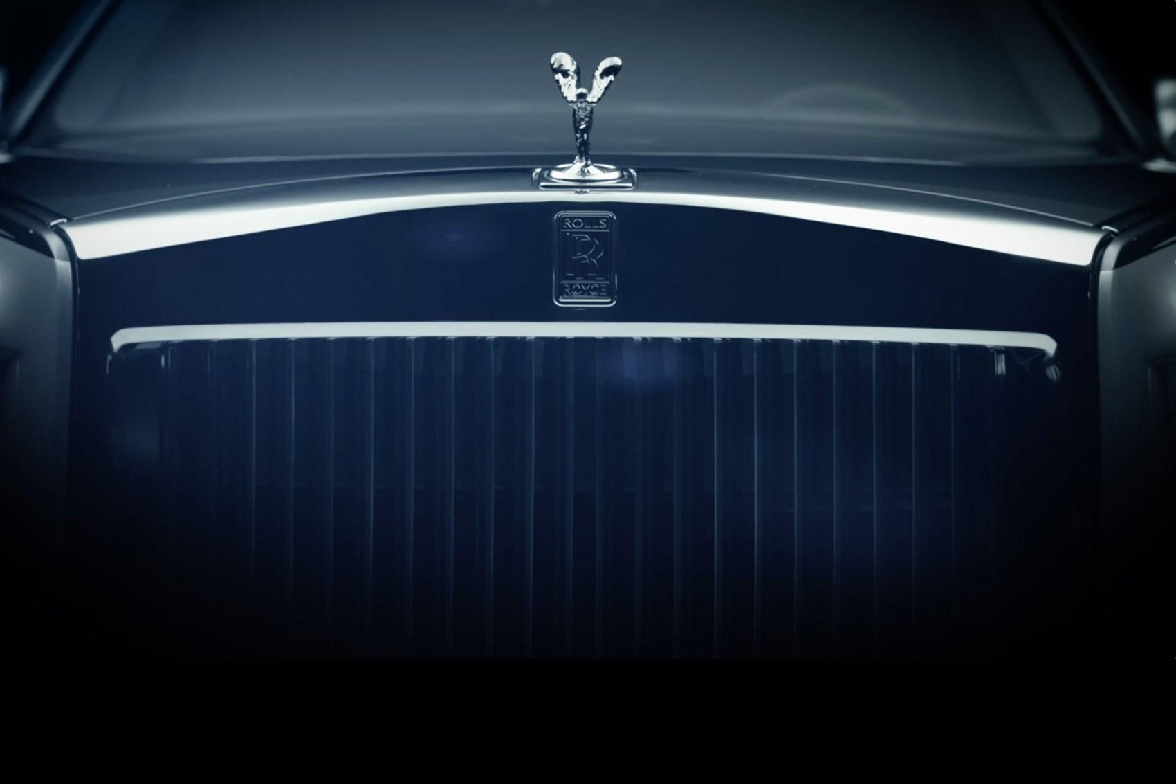 New 2018 Rolls Royce Phantom Viii Car Magazine