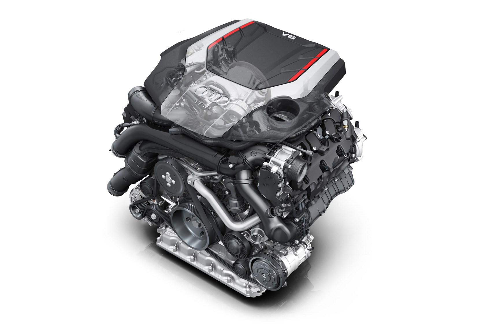 Audi's new V6 engine explained | CAR Magazine