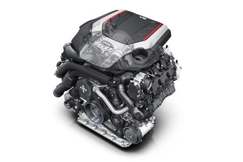 audi s new v6 engine explained by car magazine. Black Bedroom Furniture Sets. Home Design Ideas