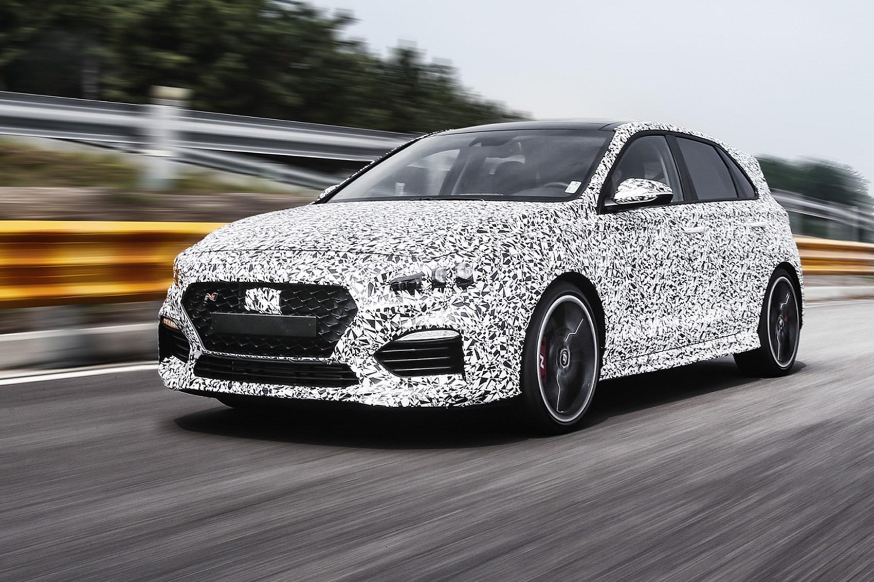 Bmw Of Murray >> Hyundai i30 N prototype (2017) review | CAR Magazine