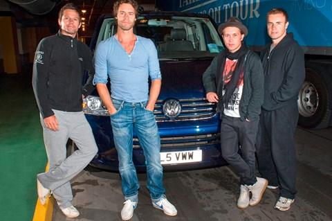 Take That VW Caravelle