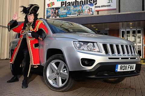 Jeep Compass Chris Ellison