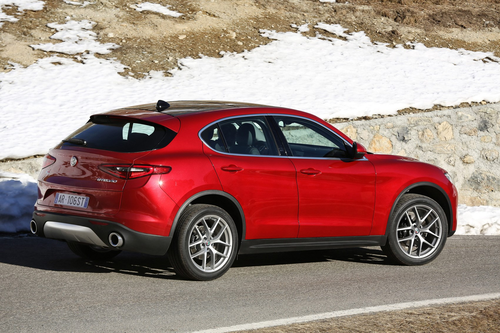 Stelvio By CAR Magazine