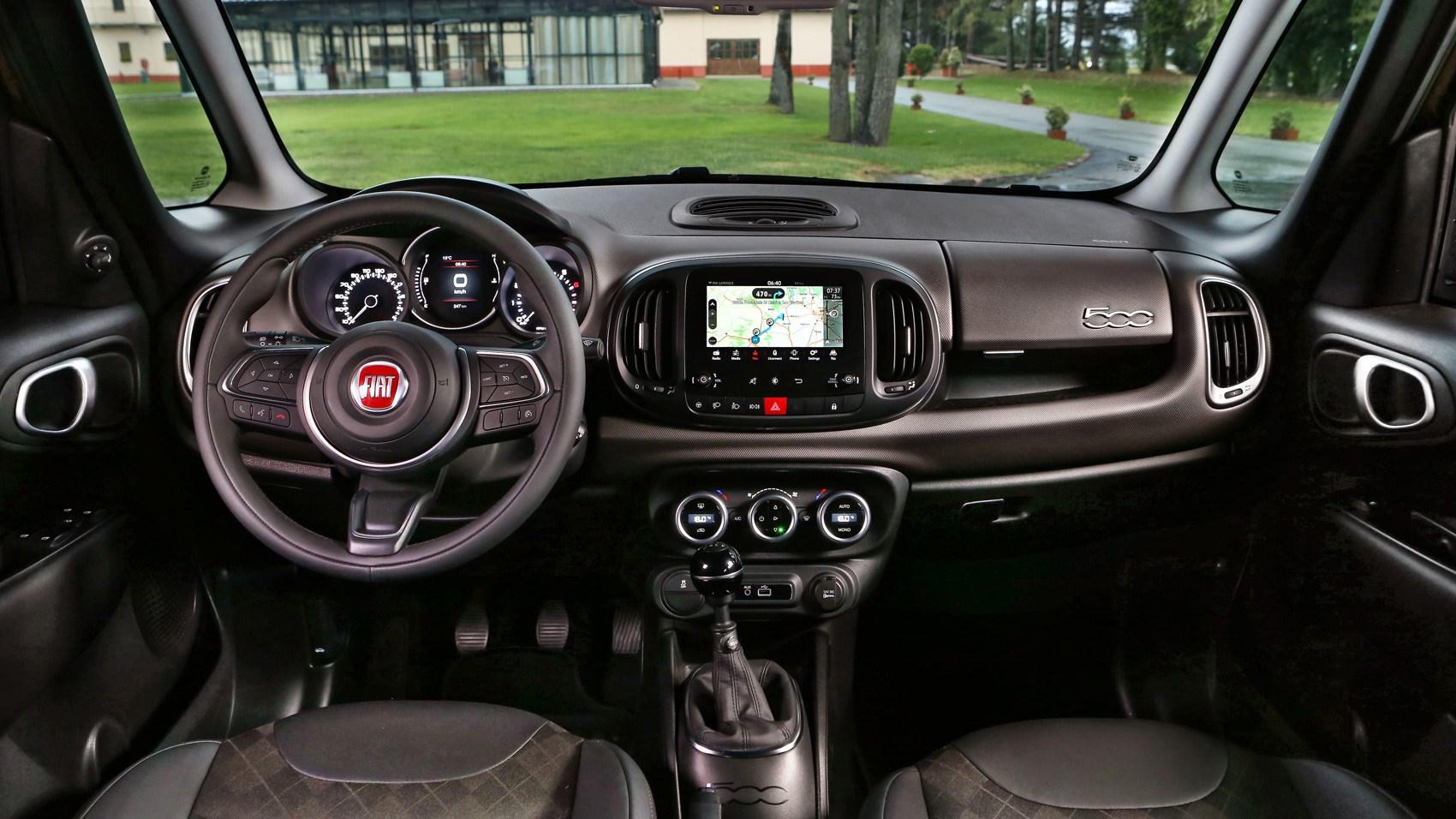 Fiat 500l Urban 2017 Interior