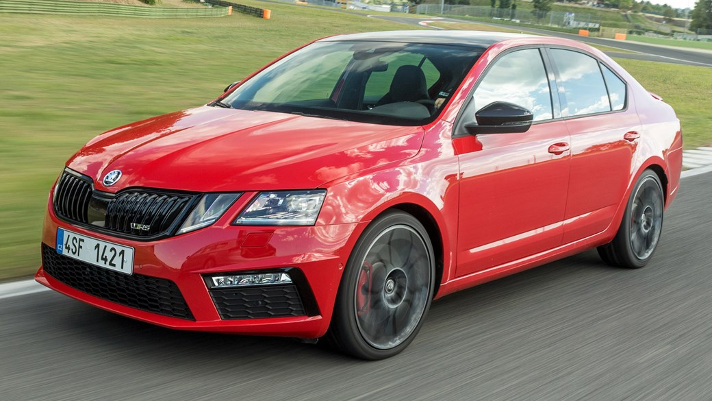 skoda octavia vrs 245 (2017) review | car magazine