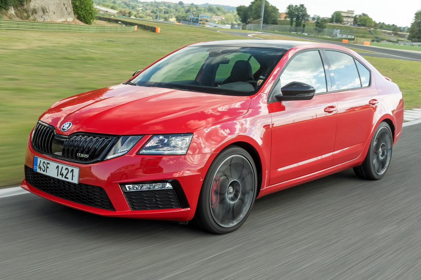 Skoda Octavia vRS 245 (2017) review | CAR Magazine