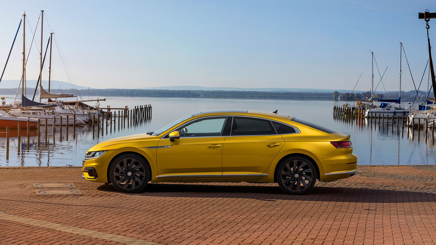 0 Down Lease Deals >> VW Arteon (2017) review by CAR Magazine