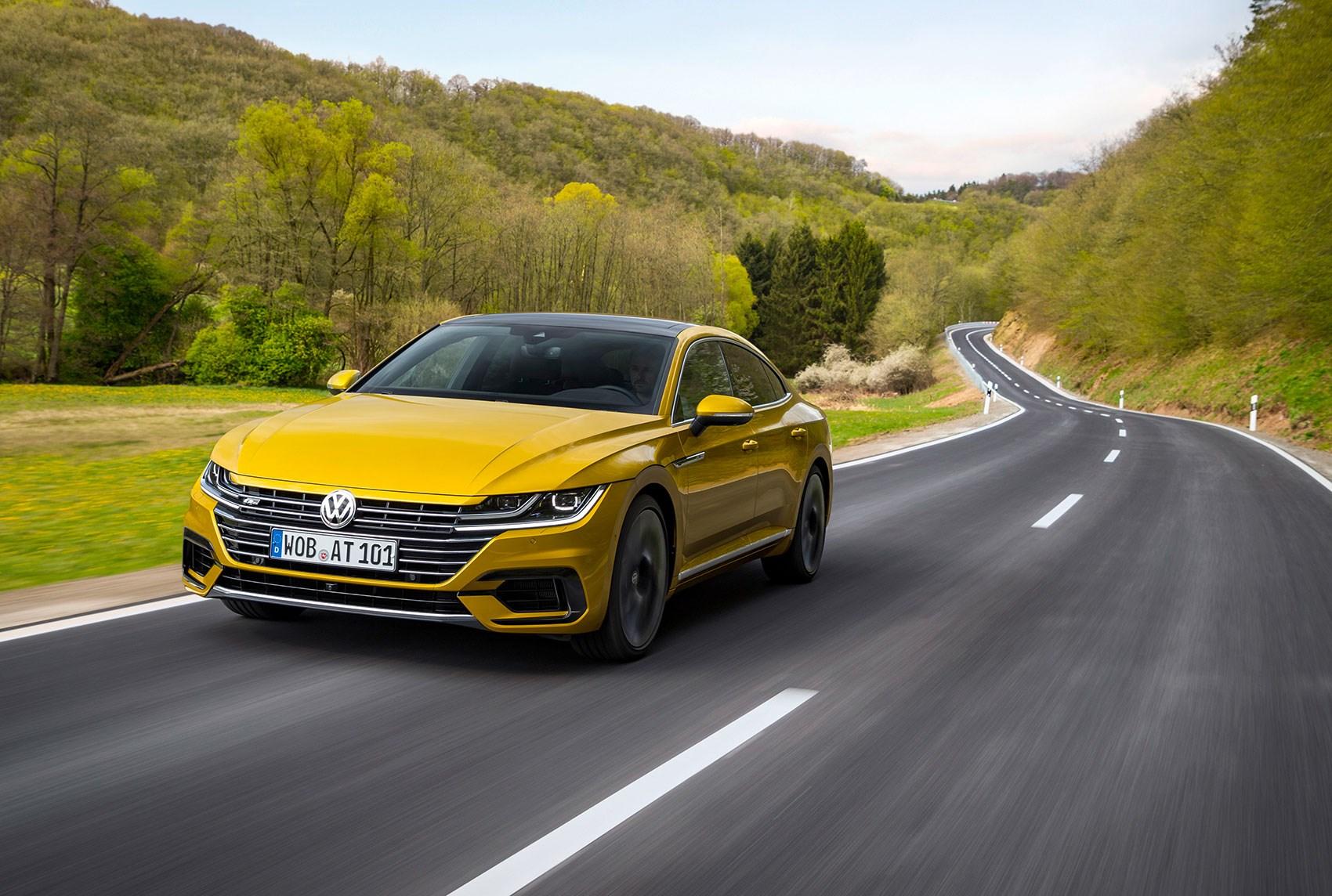 Chevrolet Lease Deals >> VW Arteon (2017) review | CAR Magazine