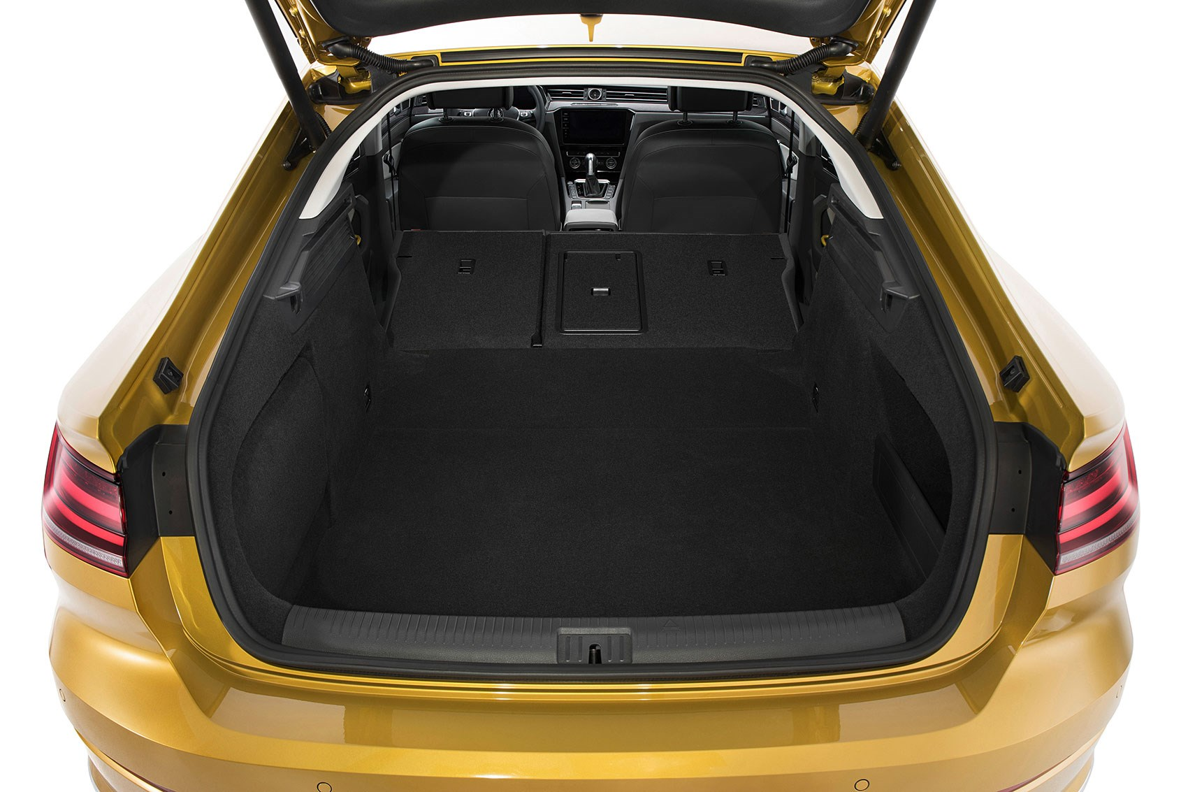 A five-door tailgate for VW Arteon: it's a practical family car