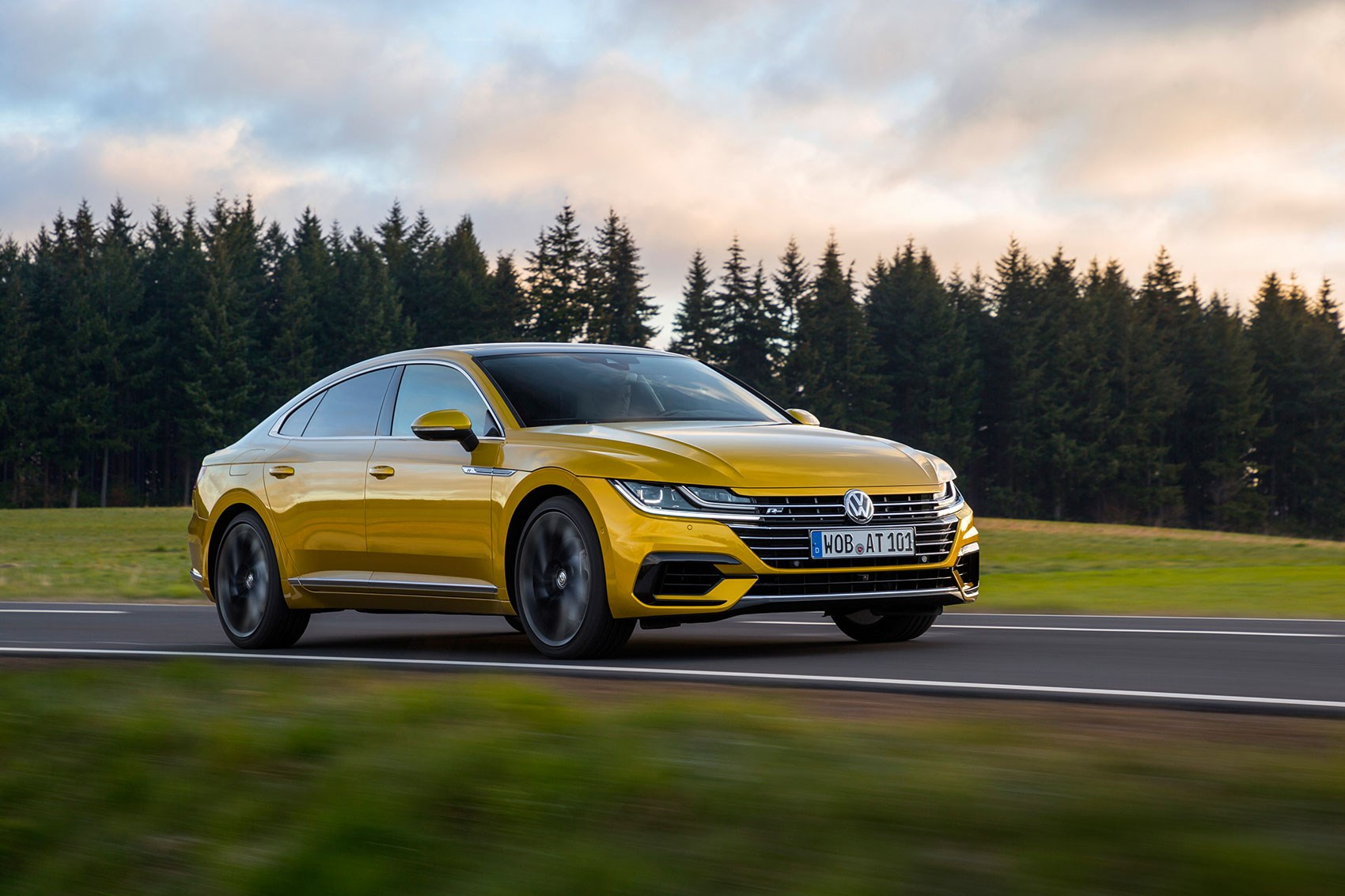Volkswagen Arteon: prices, specs and more in CAR's review