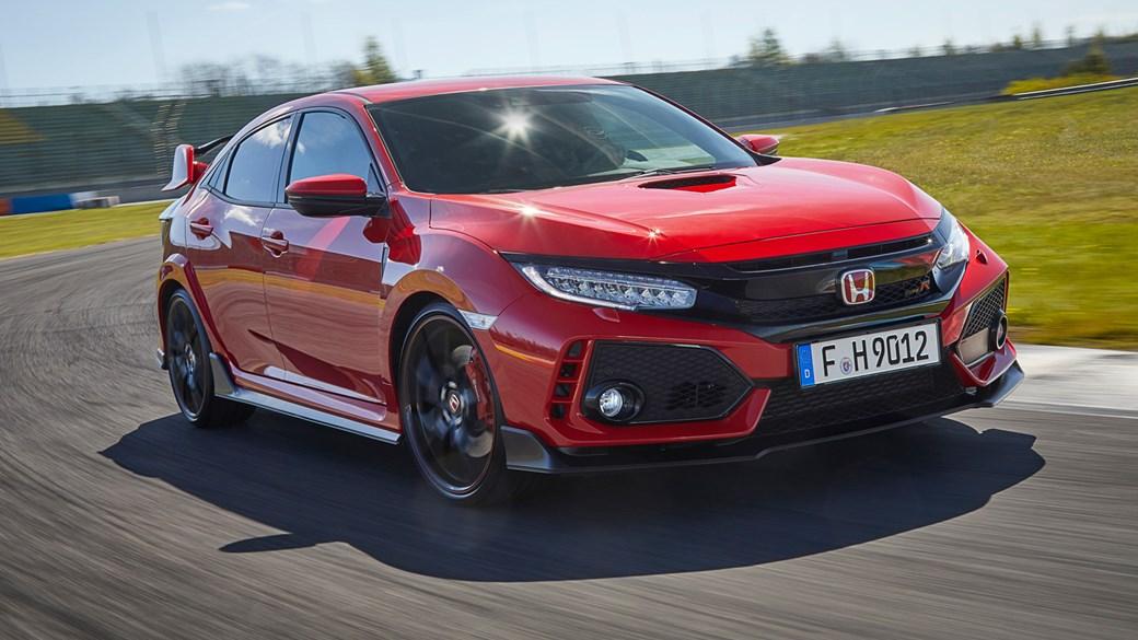 Honda Civic Type R 2017 Review