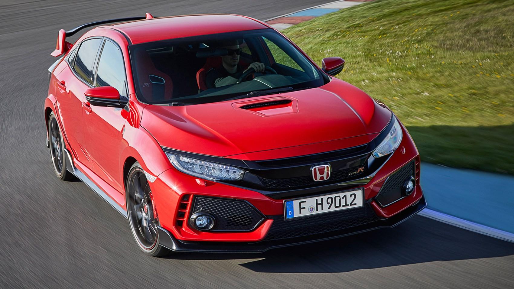 Honda Civic Lease >> Honda Civic Type R (2017) review | CAR Magazine