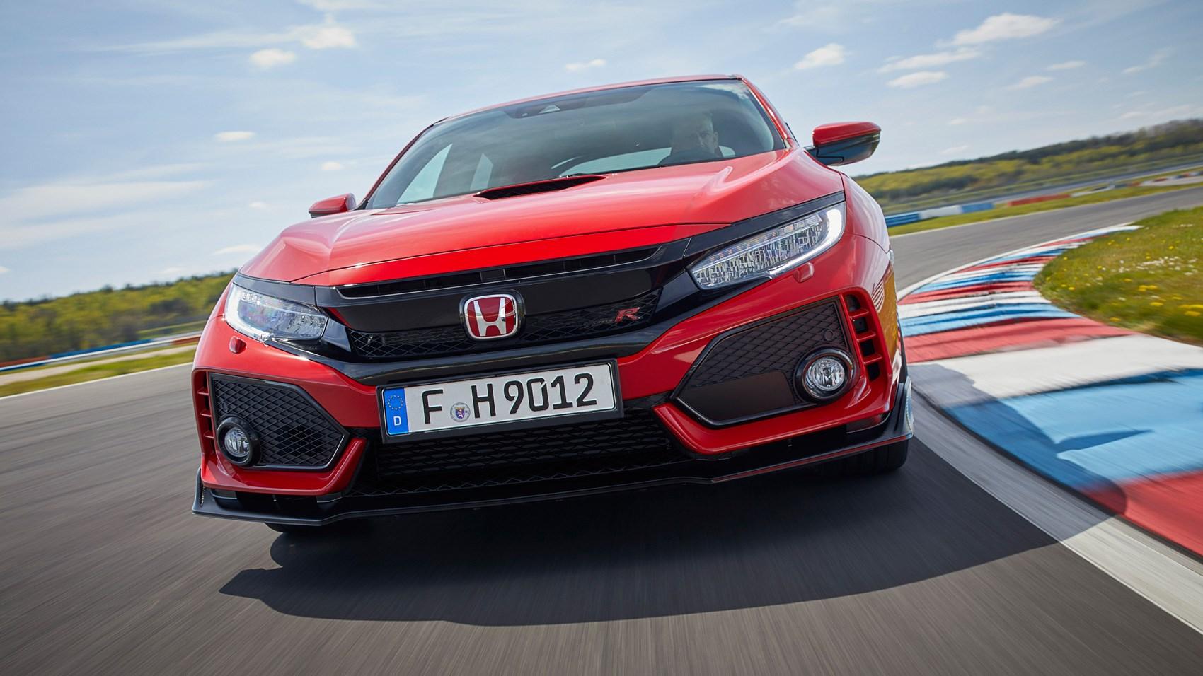 Prestige Auto Group >> Honda Civic Type R (2017) review   CAR Magazine