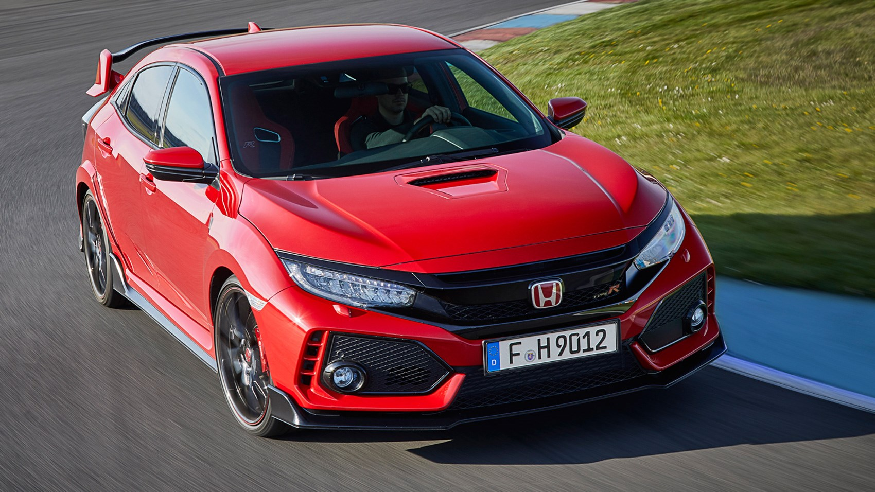 honda civic type r 2017 review by car magazine. Black Bedroom Furniture Sets. Home Design Ideas
