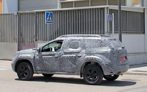 Yeni 2018 Dacia Duster
