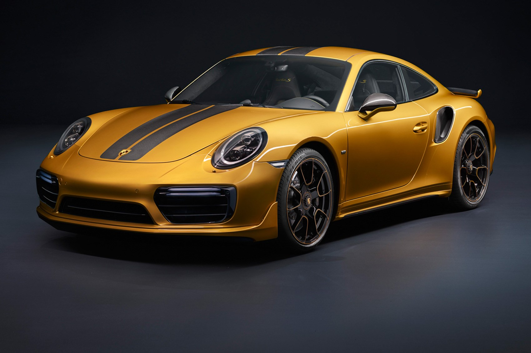 Porsche 911 Turbo S Exclusive Series The Most Ful Of Lot