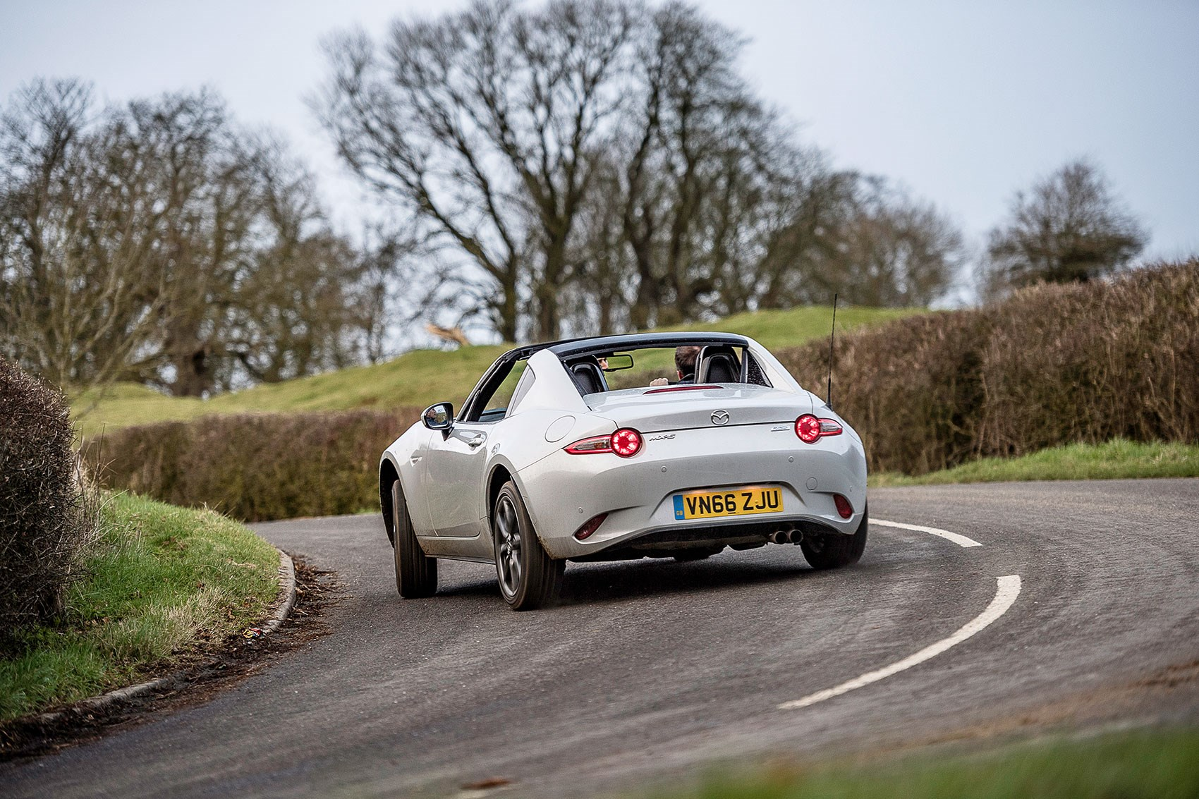 Soft Suspension Lends Mazda Mx 5 Rf The Drama That Engine Cannot