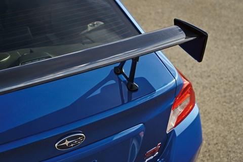 Subaru WRX STI RA