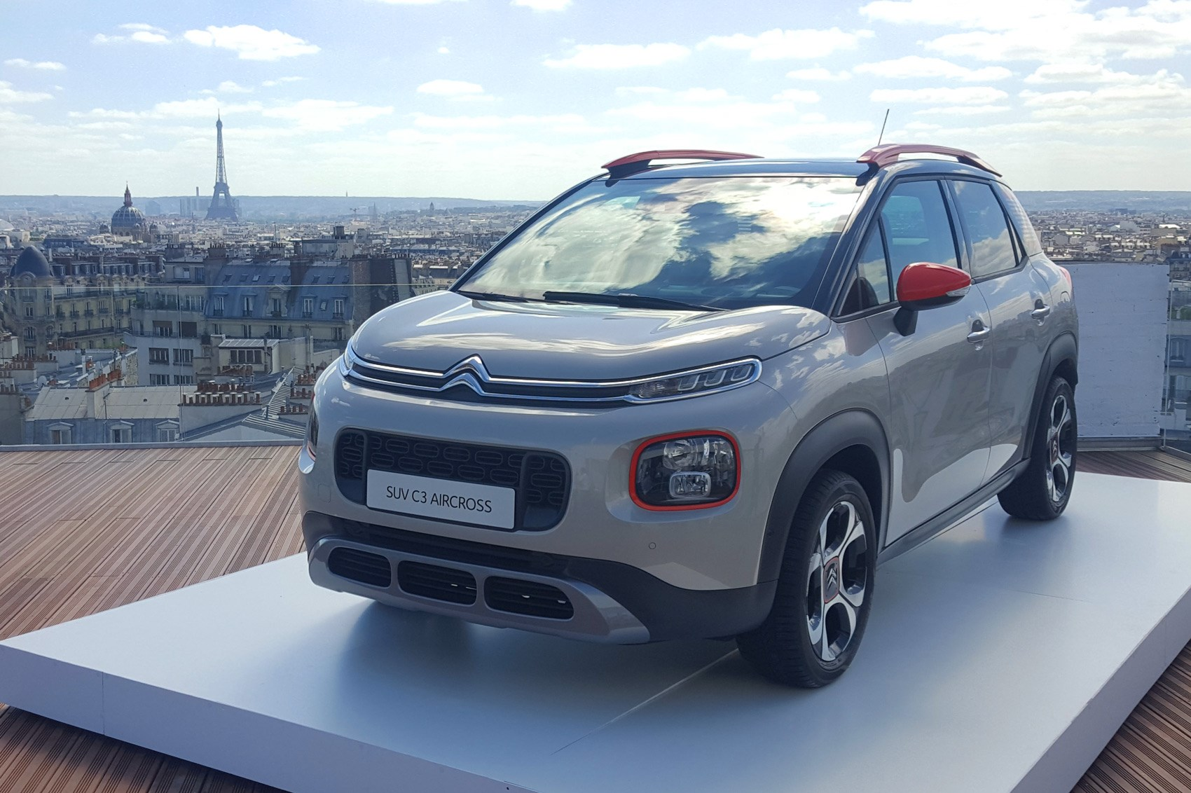 Citroen C3 Aircross Pictures Specs And Info Car Magazine