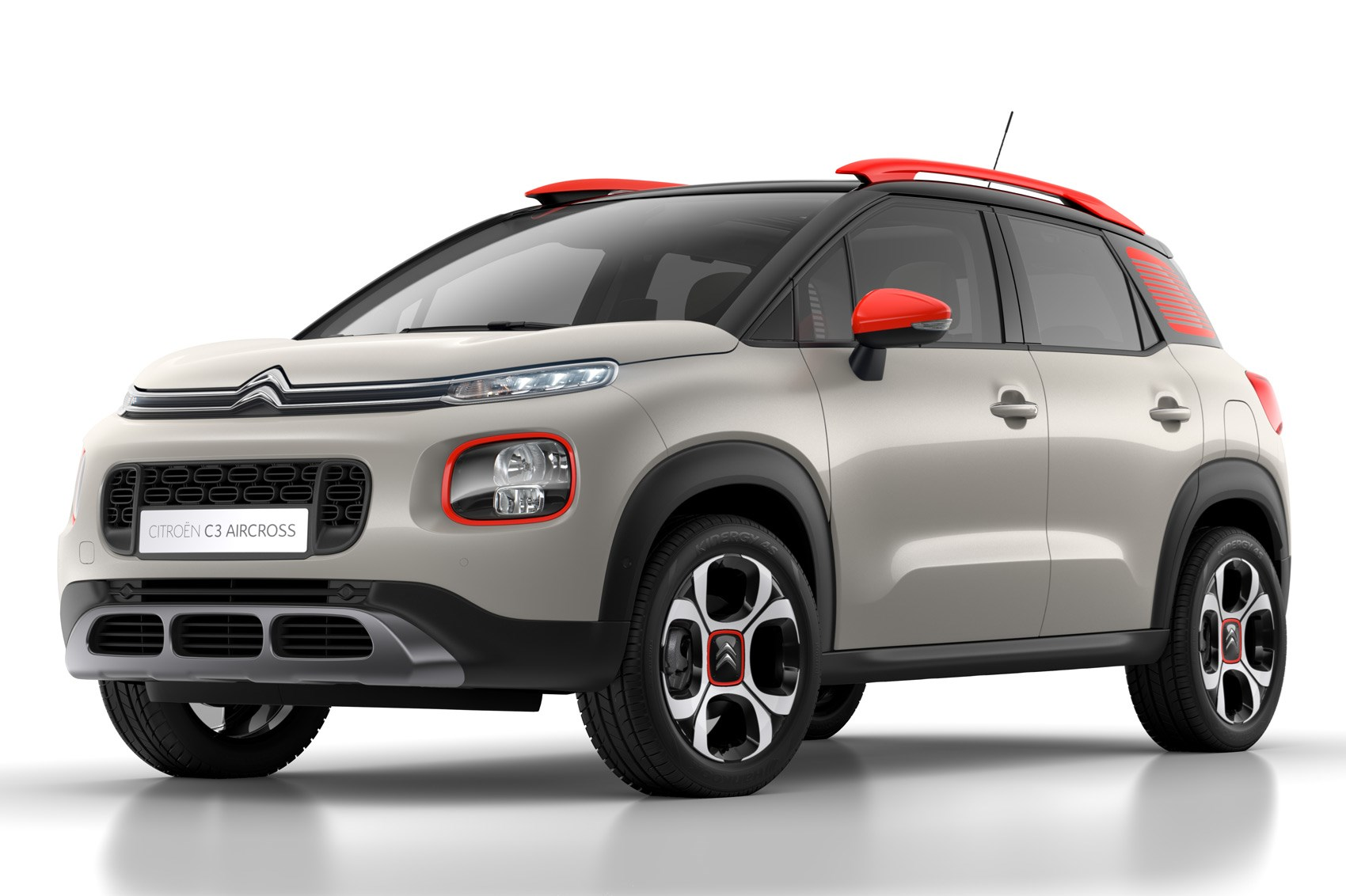 Citroen C3 Aircross: pictures, specs and info by CAR Magazine