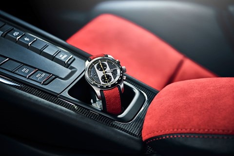 The Porsche 911 GT2 RS watch: a snip at £8250