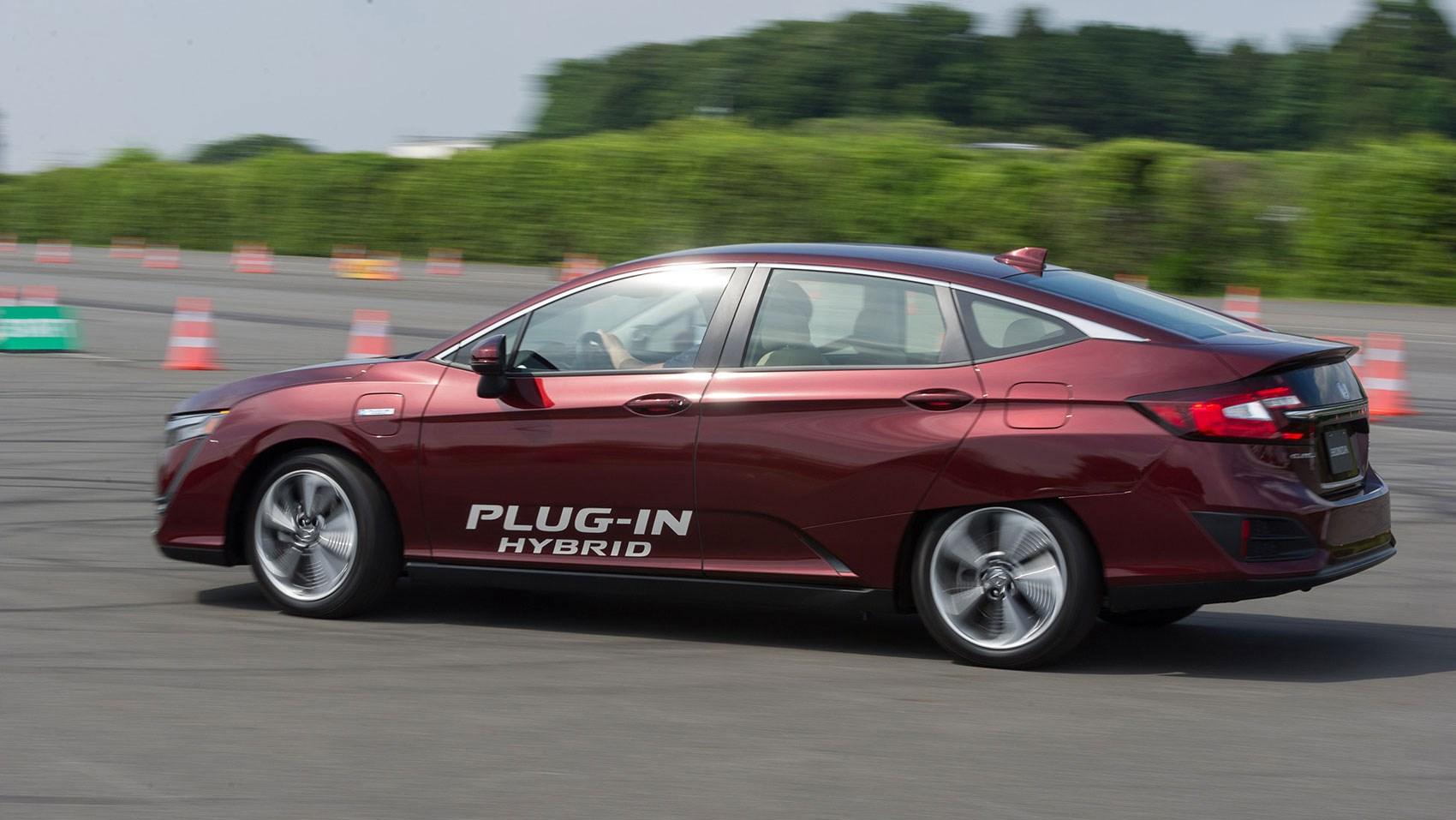 Honda Clarity Reviews Electric Vs Hybrid Vs Hydrogen Tech