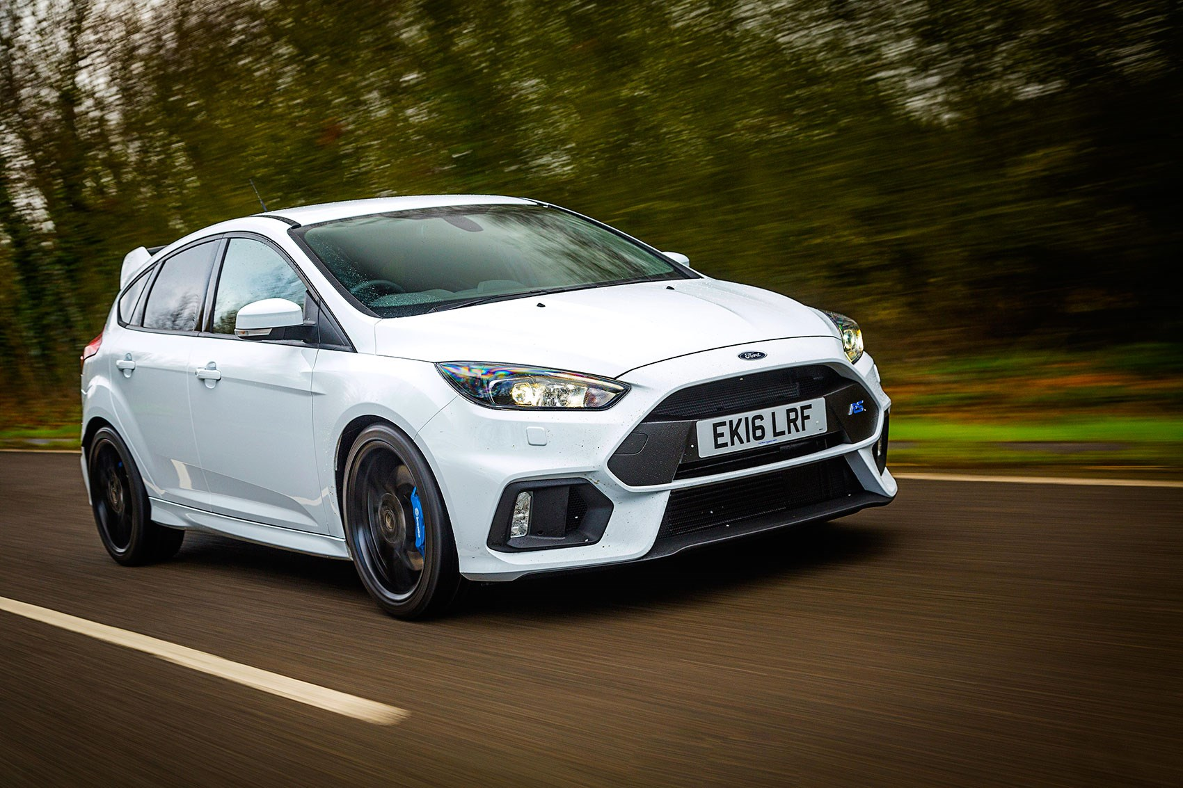 The Ford Focus Rs Mountune Review By Car Magazine