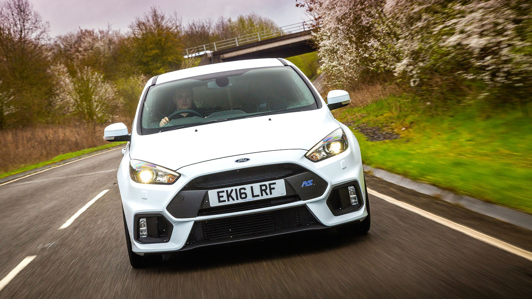Ford Focus RS Mountune: CAR magazine's FPM375 review