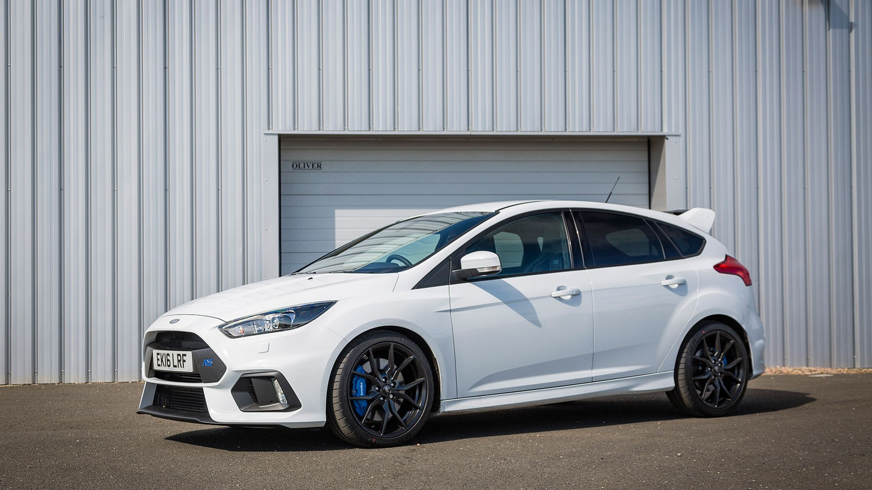 Ford Focus RS Mountune FPM375 review by CAR magazine