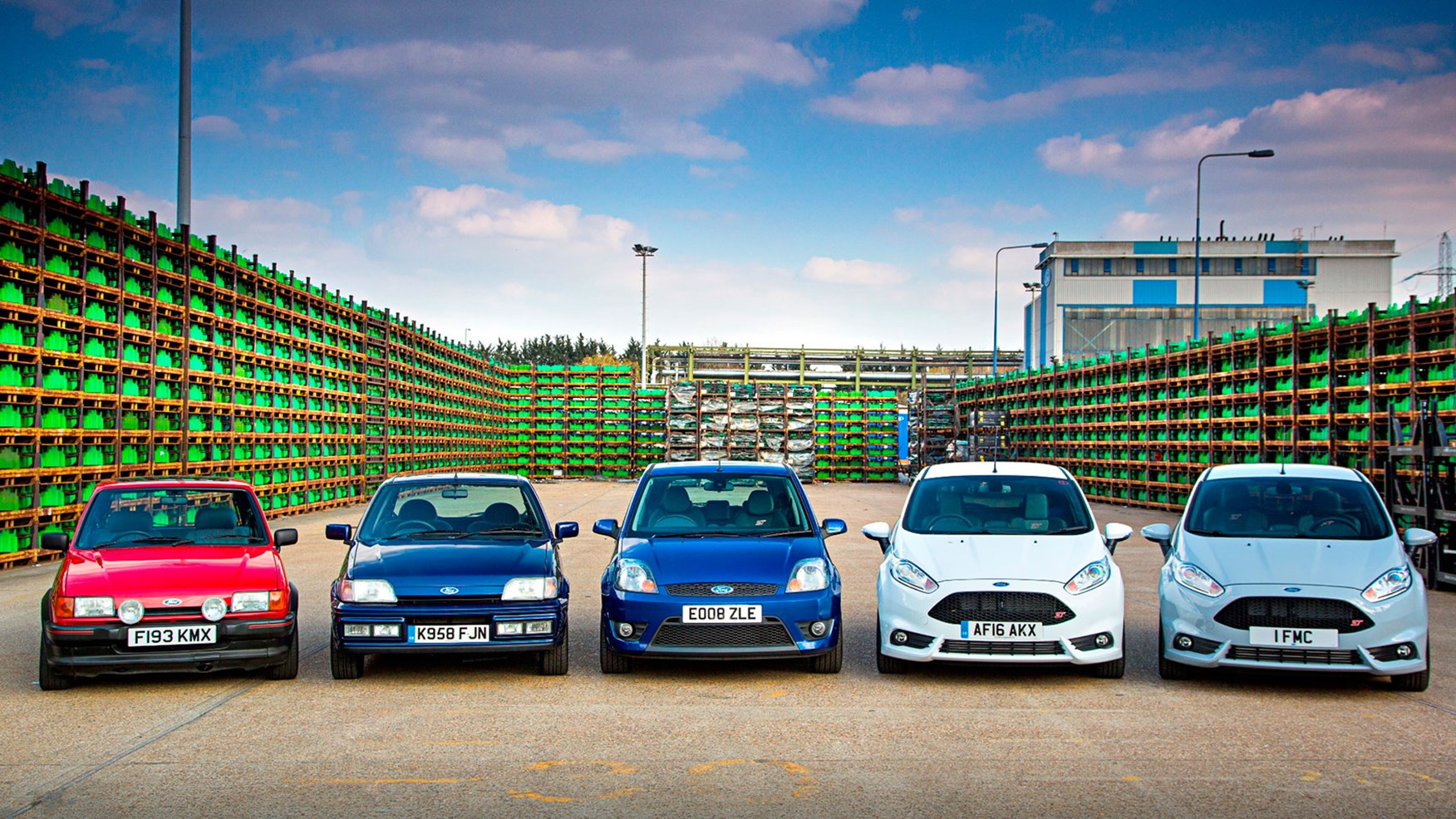 Ford Fiesta Through The Years The Ups And Downs Of The