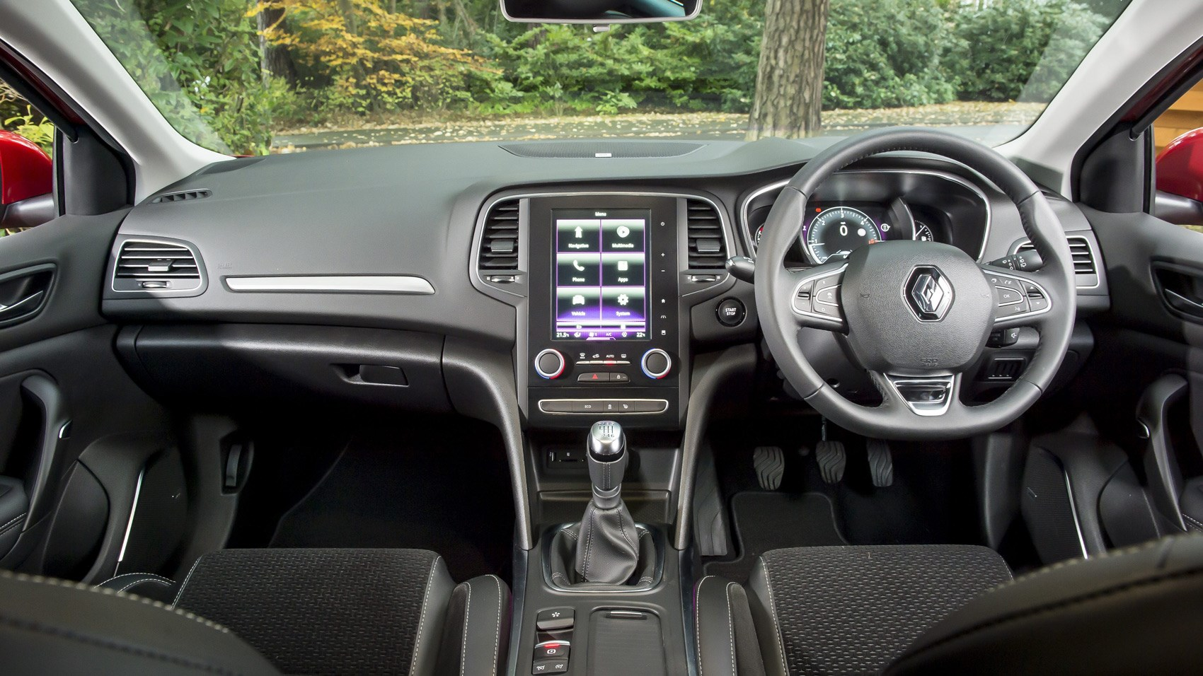 Renault Megane Sport Tourer Estate 2017 Review Car