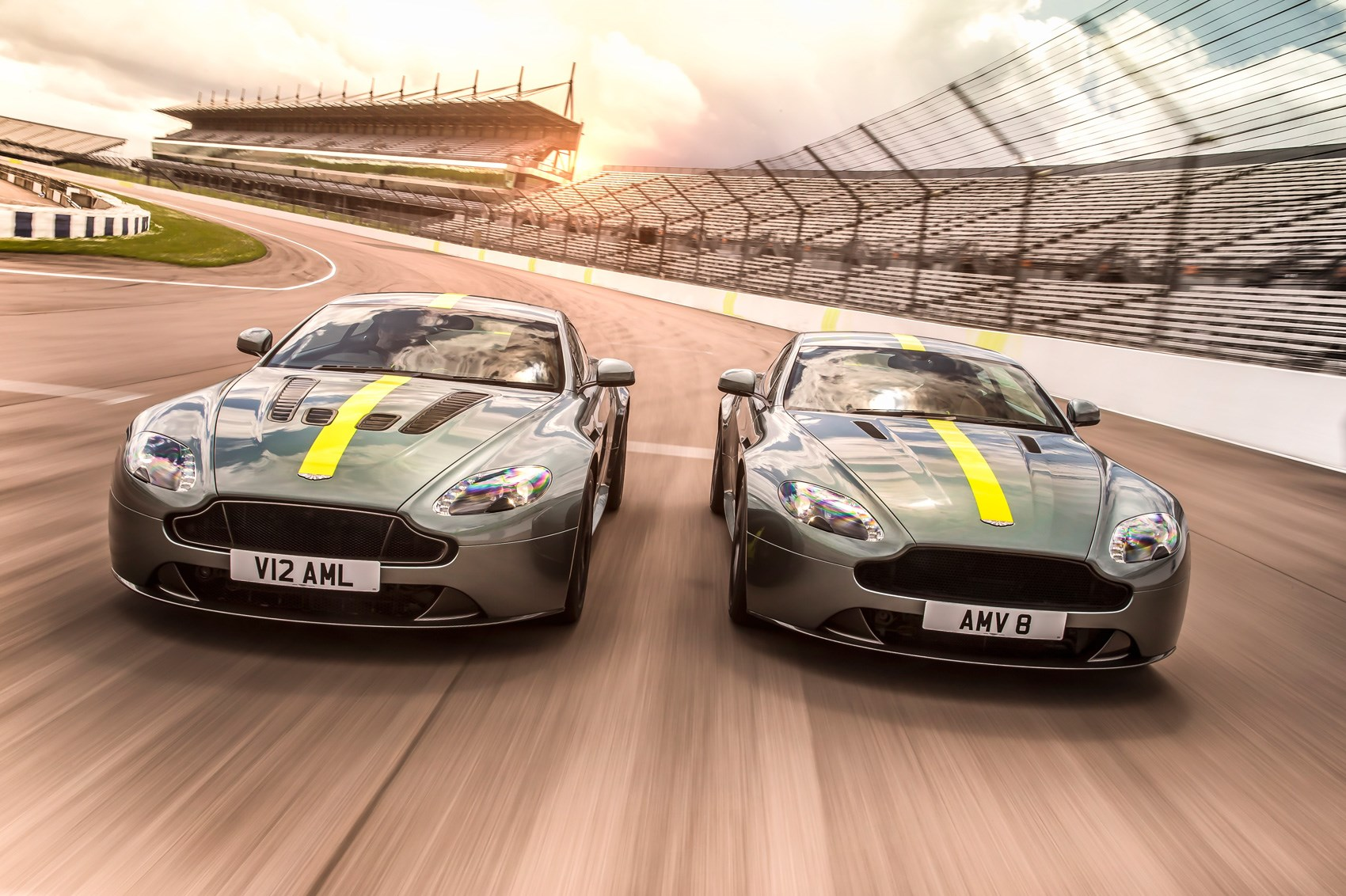 Aston Martin Vantage AMR enters production