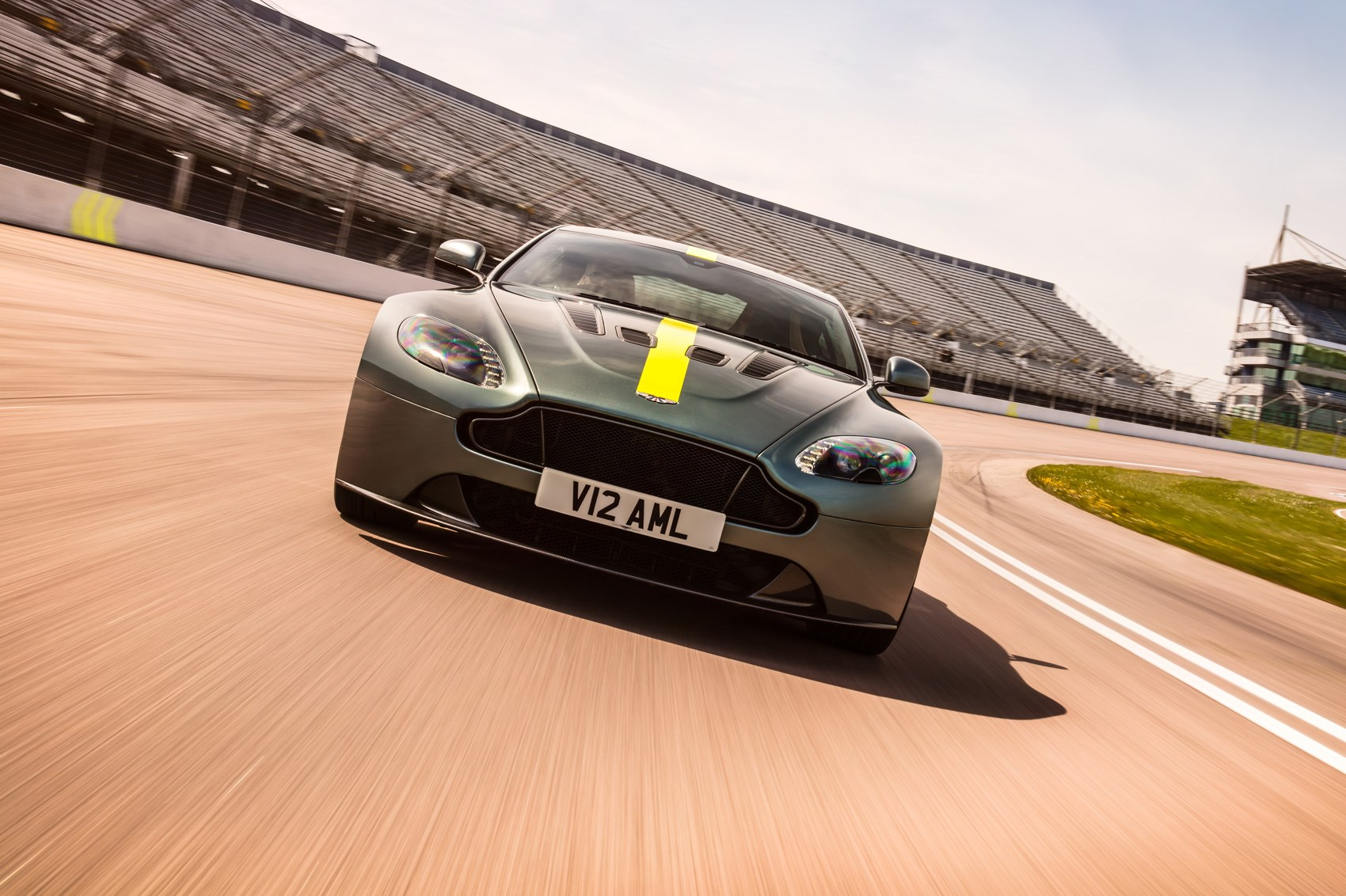 Aston Martin Vantage AMR: production models shown